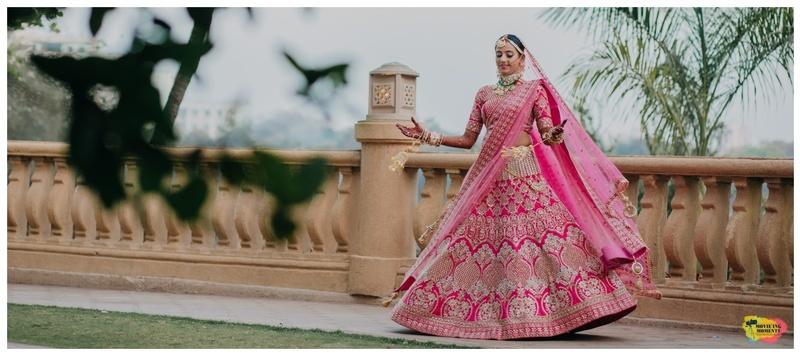 Pujan & Jigisha Mumbai : We are falling in love with Jigisha and Pujan's fairytale wedding held in Mumbai!