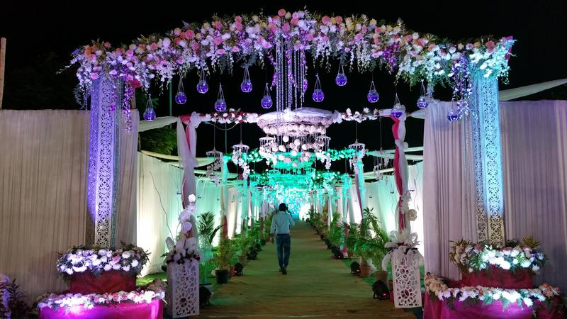 Visual Reality Events & Production | Bangalore | Wedding Planners
