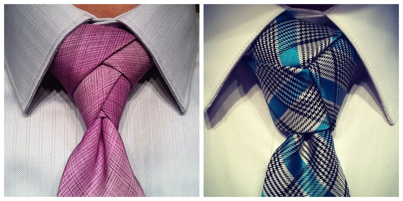 Tied Up: 7 Different Ways of Knotting up That Necktie!