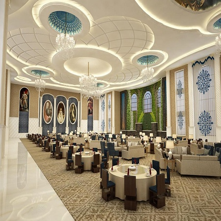 The Grand Romania Resort Mohali Chandigarh - Banquet Hall