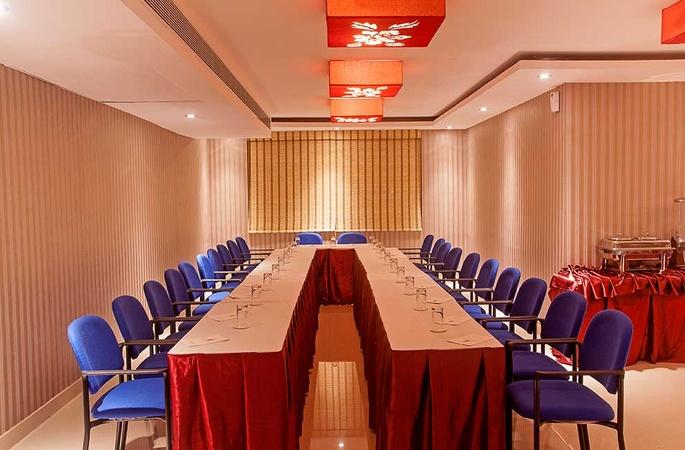 Park Avenue Hotel Nungambakkam Chennai - Banquet Hall