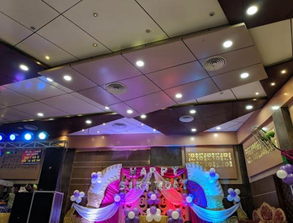 Bhagwati Guest House Kidwai Nagar Kanpur - Banquet Hall