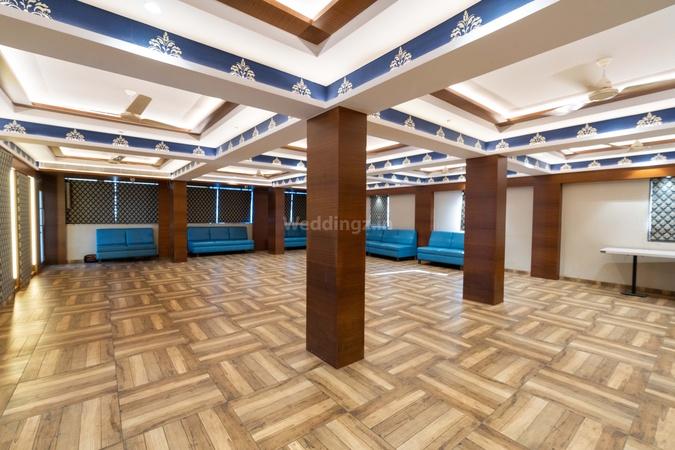 JD The Business Luxury Hotel Palsana Surat - Banquet Hall