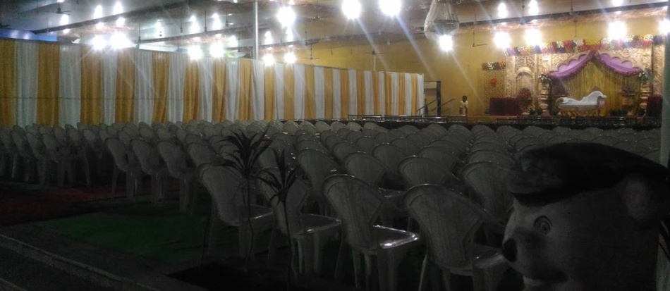 Seasons Function Hall Narsingi Hyderabad - Banquet Hall