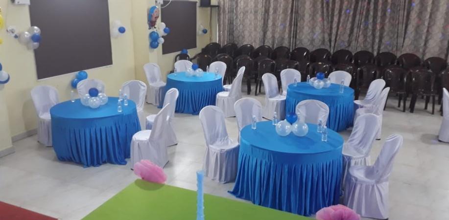 Dhanvanth Hall Neelankarai Chennai - Banquet Hall