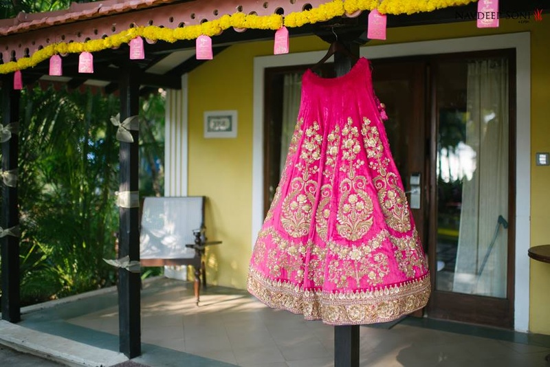 How to pick a lehenga according to your complexion