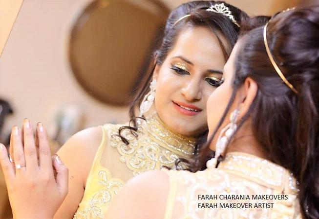 Farah Charania Makeovers | Mumbai | Makeup Artists