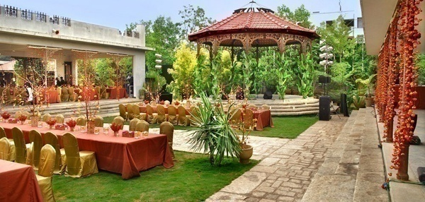 10 Best Outdoor Wedding Venues In Bangalore To Get Married Al Fresco