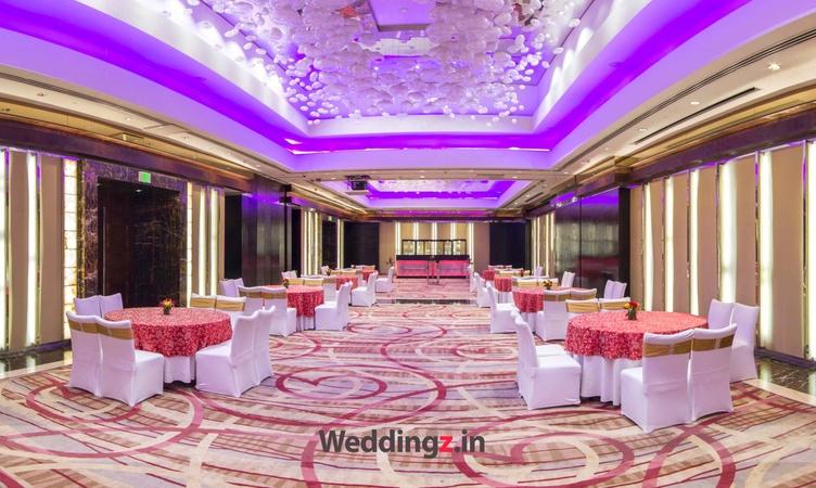 Radisson Blu Plaza Mahipalpur Delhi - Banquet Hall