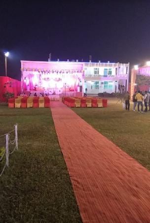 Amal Garden Sikandra Agra - Banquet Hall