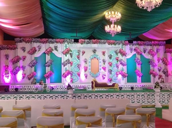 Madhav Managalam Garden Lashkar Gwalior - Banquet Hall