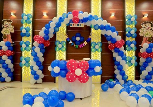 The Food Express Ajwa Road Baroda - Banquet Hall