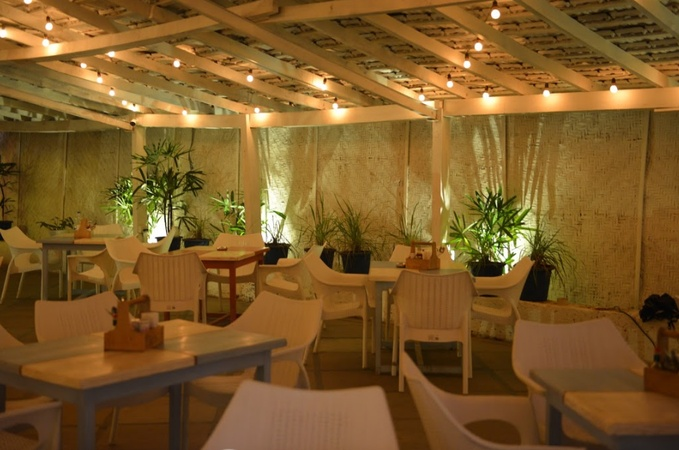 Tomato's Beachside Kitchen Morjim Goa - Banquet Hall