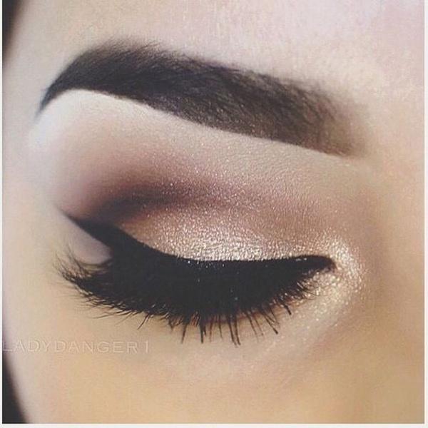 Shimmer Eyes & Nails
