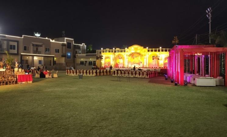 a photo of The Riwaaz Garden