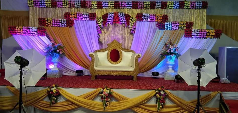 Shri Kishan Lawn Jaitpura Varanasi - Wedding Lawn
