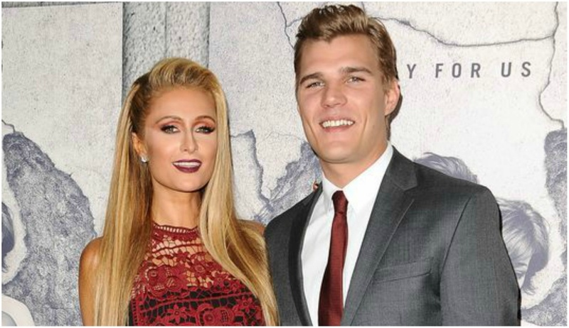Paris Hilton is engaged to Chris Zylka, says she's 'never felt so happy'!