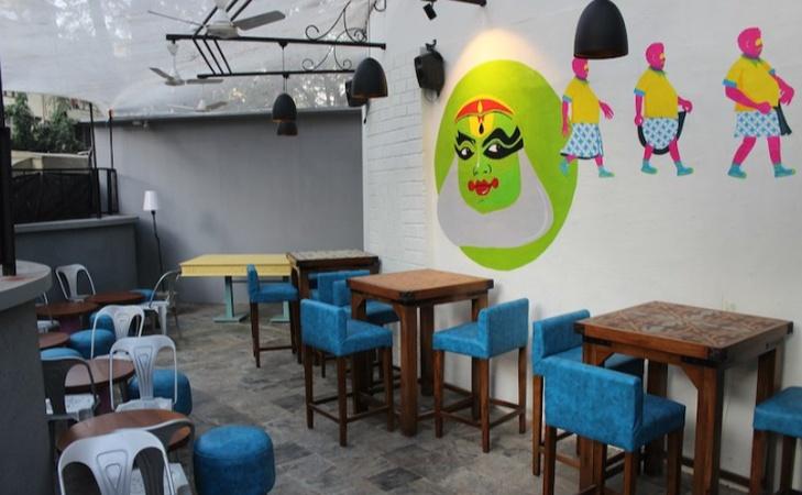 SamBar Pub And Kitchen Khar West Mumbai - Banquet Hall