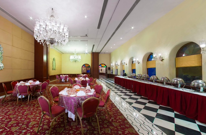 The Grand Imperial Rakabganj Agra - Banquet Hall