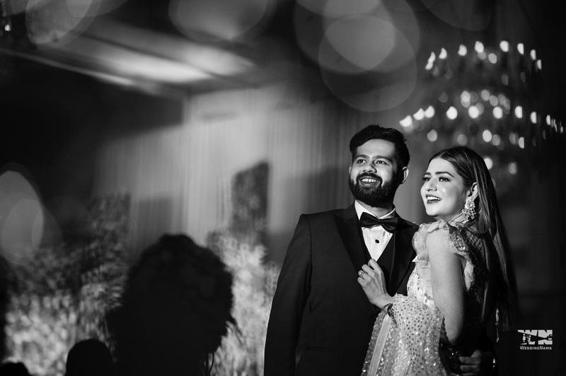 Intimate Home Lockdown Wedding: Deepika Weds Chitang in Mumbai