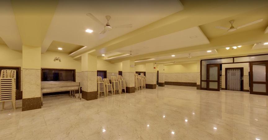 Ashirwad Palace Vishrantwadi Pune - Banquet Hall