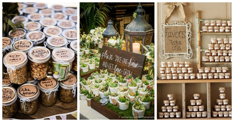 10 Wedding favour ideas that every to-be-couple must bookmark!