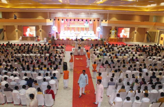 Maharishi Mangalam Misrod Bhopal - Banquet Hall