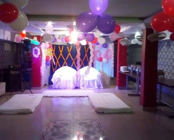 Hotel Yug Residency Newada Varanasi - Banquet Hall