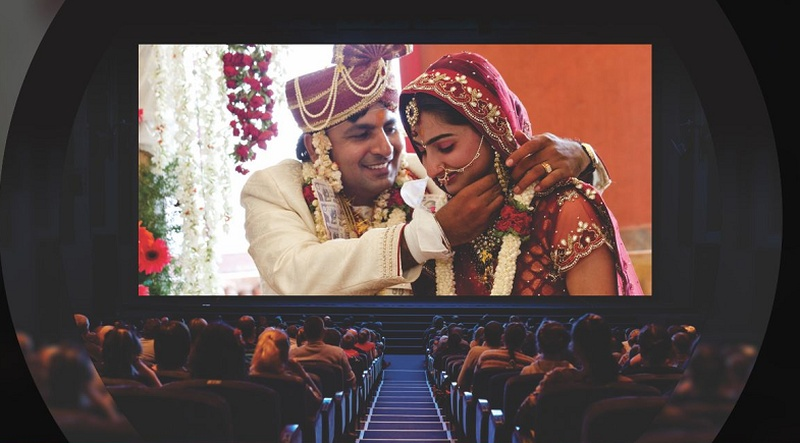 Screen Your Wedding Film in Cinemas For Free - #Contest by Band Baaja Cinema