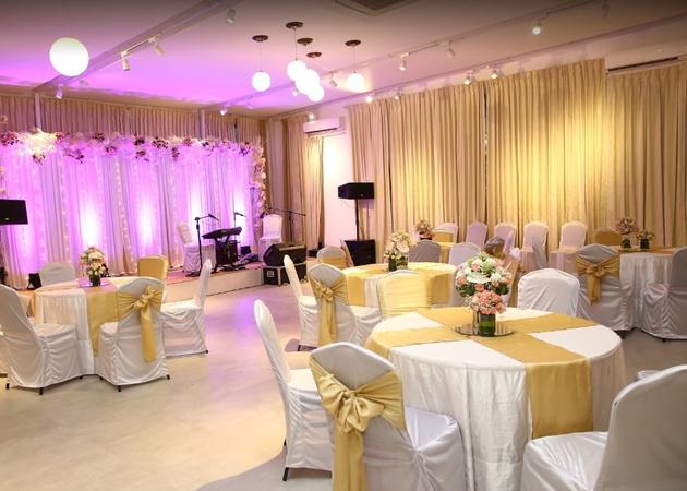 Rutland Gate Terraces Nungambakkam Chennai - Banquet Hall