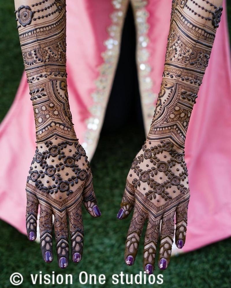 30 Latest Bridal Mehndi Designs Of 2018 Blog