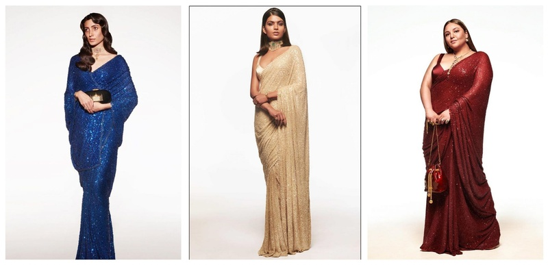 15 Stunning Sabyasachi Sarees for Wedding Festivities