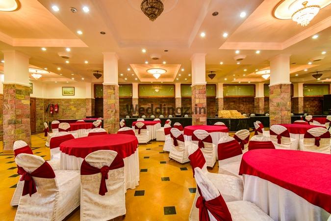 Hotel Combermere Bemloi Shimla - Banquet Hall