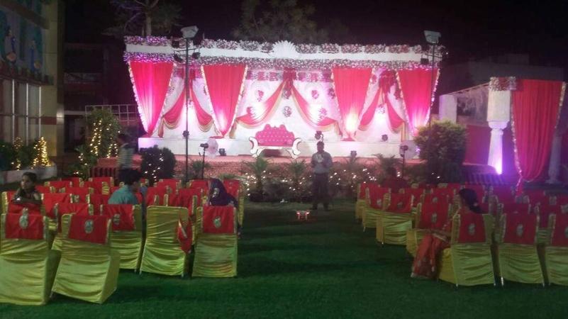 Green Havens Garden Mansarovar Jaipur - Banquet Hall