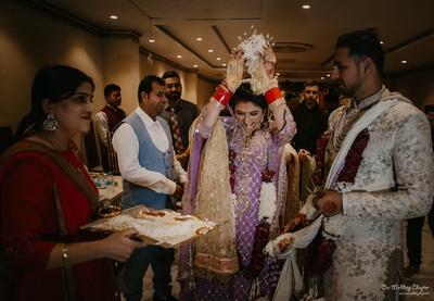 Bidaai ceremony