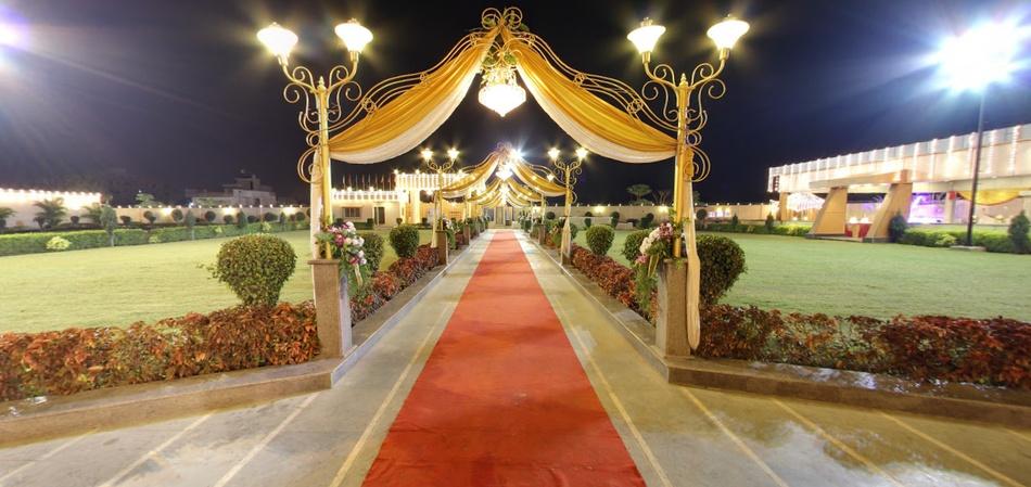Princess Lawn Dighori Nagpur - Banquet Hall