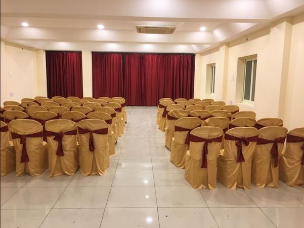 H Convention Manikonda Hyderabad - Banquet Hall