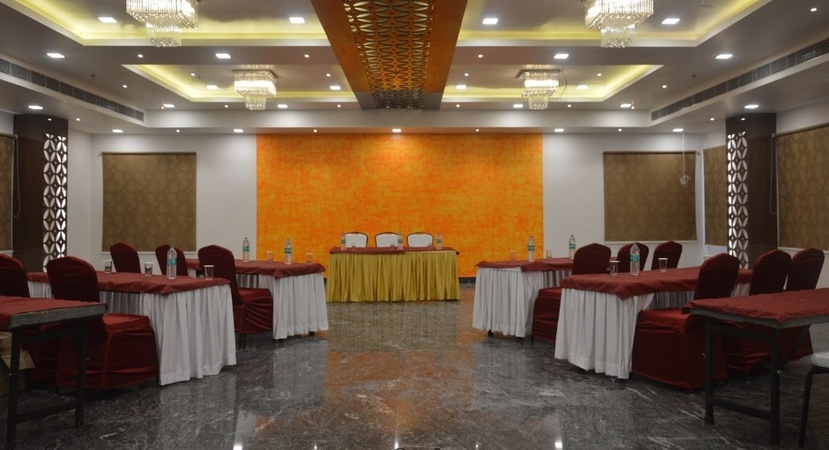 Hotel Jeevan Sandhya Baliapanda Puri - Banquet Hall