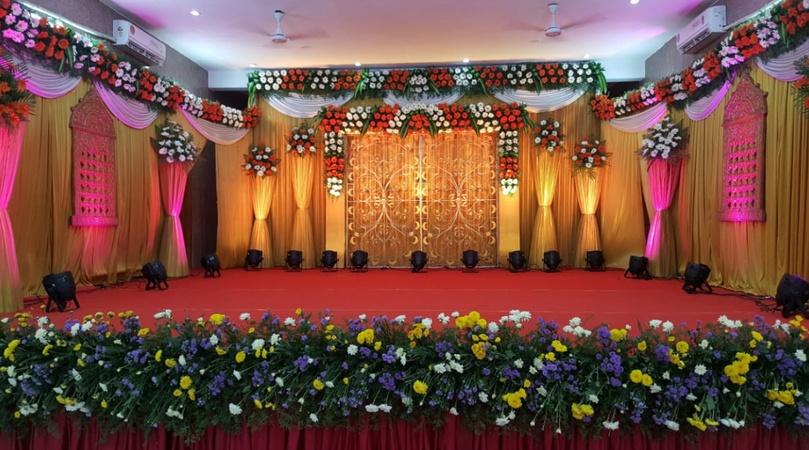 Sri Varalakshmi Mahal Medavakkam Chennai - Banquet Hall