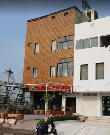 Hotel Paheli Palace Haridas Ji Ki Magri Udaipur - Banquet Hall