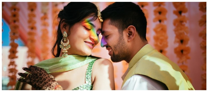 Prasoon & Sanchita Bikaner : An Eco Friendly Wedding with the Most Unique Hashtag- ButterChickenwithBhujiya