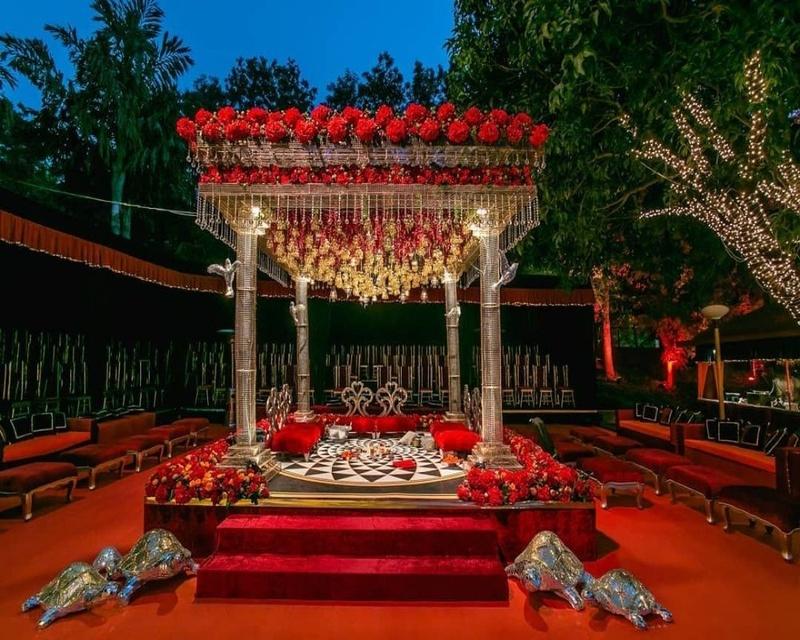 Royal Wedding Venues in Jaisalmer for Your Desert Wedding Ceremony