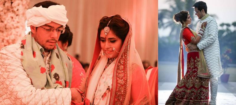 Rohit & Nikita  Mumbai : Elegant Indoor Wedding with bouts of Prettiness Everywhere
