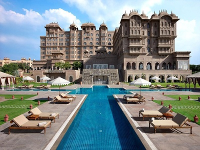 The Best Palace Wedding Venues in Rajasthan