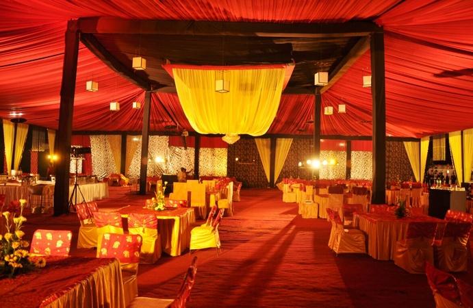 Sidhu Farm Tarn Taran Sahib Amritsar - Banquet Hall