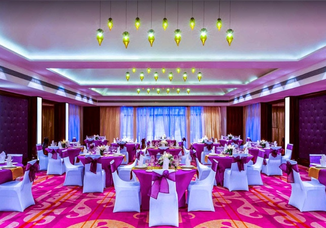 Novotel Goa Resort And Spa Candolim Goa - Banquet Hall
