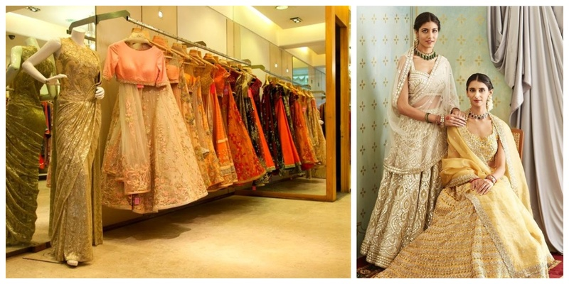 10 Designer Lehenga Stores in Mumbai which will NOT burn a hole in your pocket!