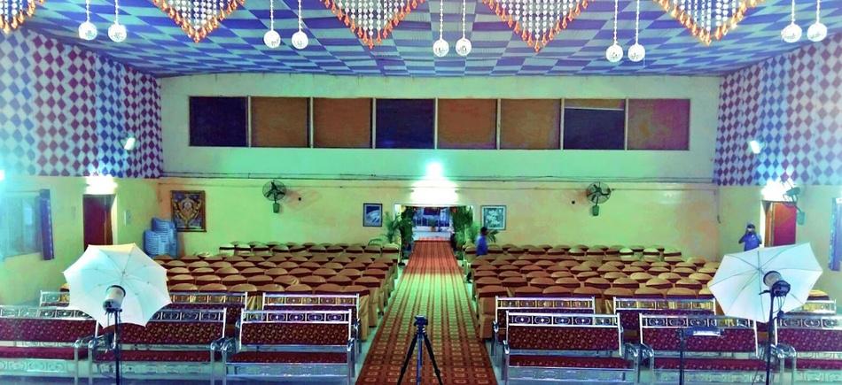 Sri Lakshmi Kalyana Mandapam Vepagunta Visakhapatnam - Banquet Hall