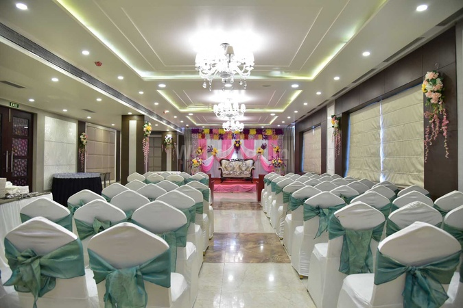 The Westend Hotel Danapur Patna - Banquet Hall