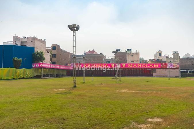 Krishna Mangalam Garden Sector 13 Gurugram - Wedding Lawn